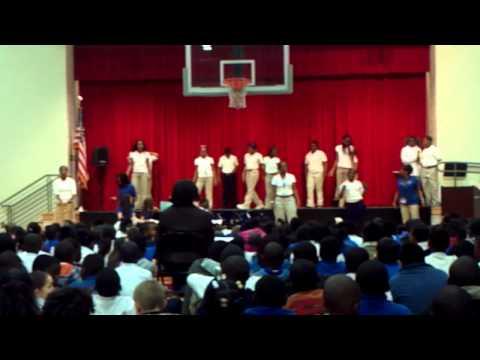 Ridgeland Elementary School - Black History Praise Dance