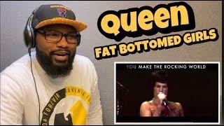 Queen - Fat Bottomed Girls | REACTION