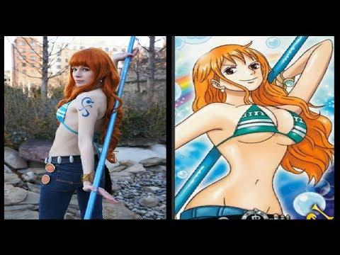 شخصيات انمي ون بيس في الحقيقة/ One Piece characters in REAL LIFE