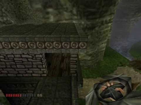 Lets Play Turok 3: Shadow of Oblivion Part 14 - Of Warlords, Lifeforce, and RPGs