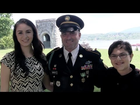 Iraq Veteran Receives Army Commendation Medal