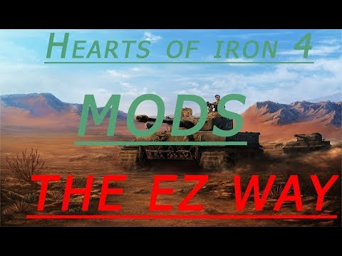 Download How To Install Heart Of Iron Iv Mods Without Steam