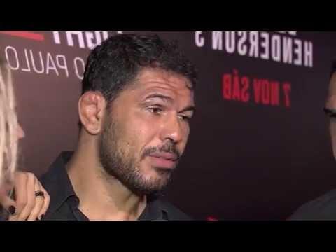 PÂNICO EVENTOS: BASTIDORES DO UFC BELFORT X HENDERSON