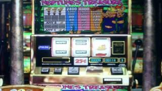 Neptune´s Fortune slot machine on my PC