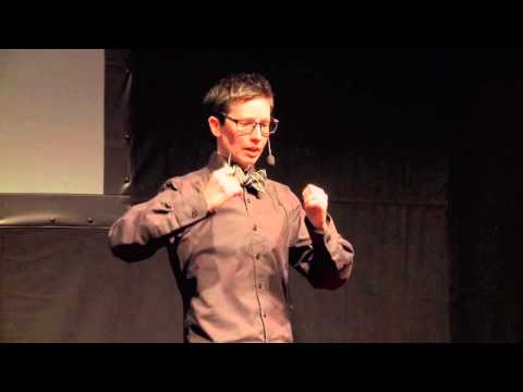 Are you a boy or a girl? - You don't define me   Becky Strohmer   TEDxEAL