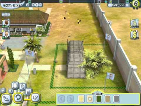 The Movies - Walkthrough Lets Play PART 1 | Film Industry Tycoon Game (Commentary)