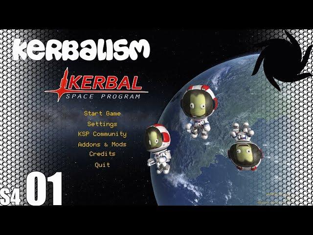 Kerbalism - S04E01 - Kerbalism's Science Changes