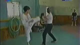 бокс против карате