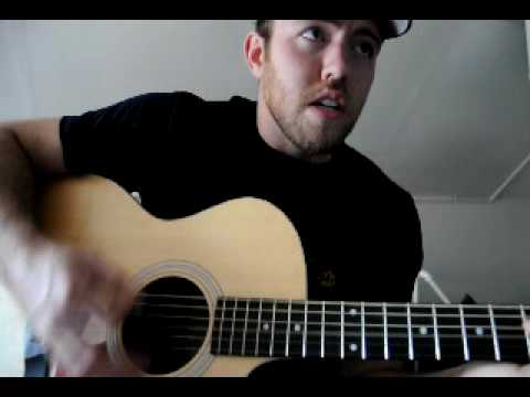 Love Song For A Savior - Jars of Clay (acoustic cover by Jevan Cole)