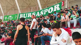 Sivasspor 2 - 0 Bursaspor Maç Günü