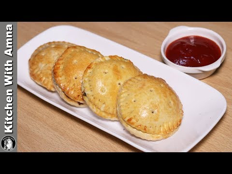 Mini Chicken Pie Recipe | Ramadan Recipes For Iftar | Kitchen With Amna