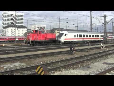München Hauptbahnhof / Munich Central station 06.03.2016