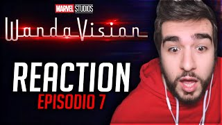 WandaVision 1x07 | REACTION [Episodio 7] + SCENA SEGRETA
