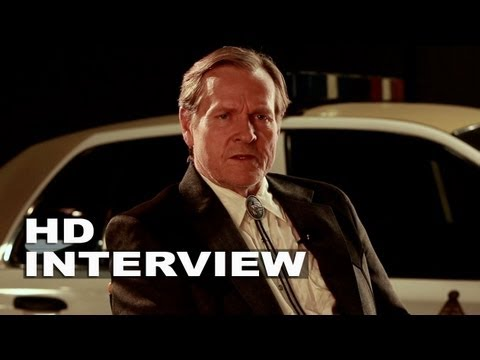 Machete Kills: William Sadler On Set Movie
