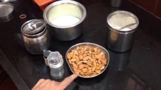 Srirangam Radhu-Bhadam Halwa-1