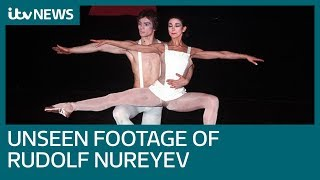 Rudolf Nureyev documentary unearths unseen footage | ITV News