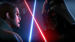 Star Wars Rebels - Siege of Lothal Exclusive Preview Tomorrow! - Official Disney XD UK HD