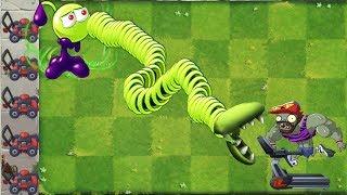 Plants vs Zombies 2 Battlez : Goo Peashooter  vs Cardio Zombie