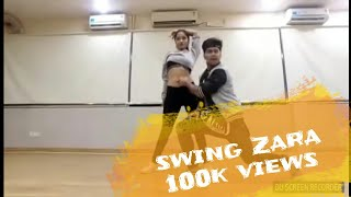 Swing Zara / song/Jai Lava Kusa / Telugu movie / Jr NTR ,