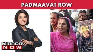 Padmaavat Row: Politics Of Fear Hurts India I The Urban Debate With Faye D'Souza