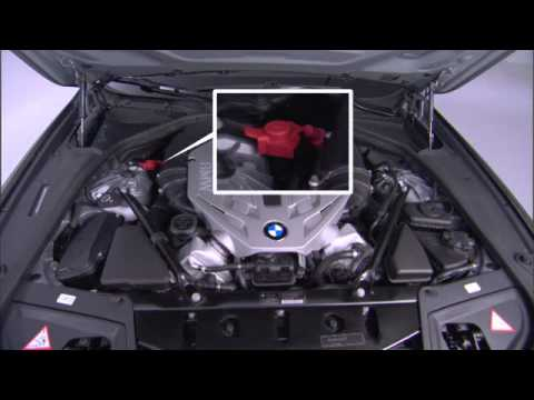 BMW 5 Series Engine Components - YouTube