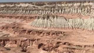 Yangykala canyon turkmenistan best of
