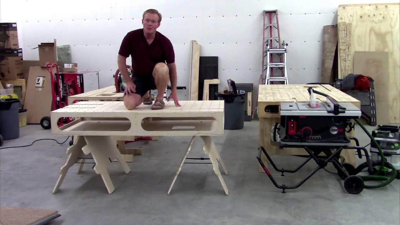 Paulk Workbench By Fastcap Youtube