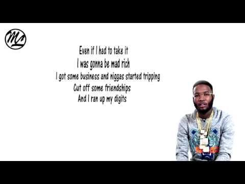 Shy Glizzy - Real Nigga (Lyrics)