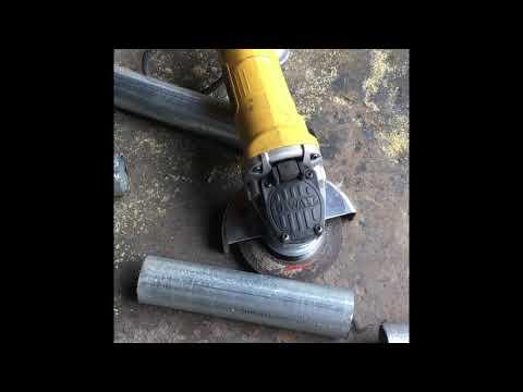 DIY Steel Coyote Rollers