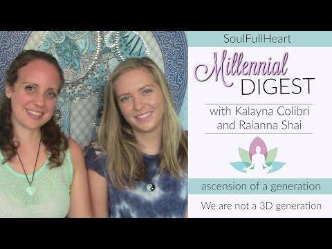 SoulFullHeart Millennial Digest: We Aren't A 3D Generation W/ Kalayna and Raianna
