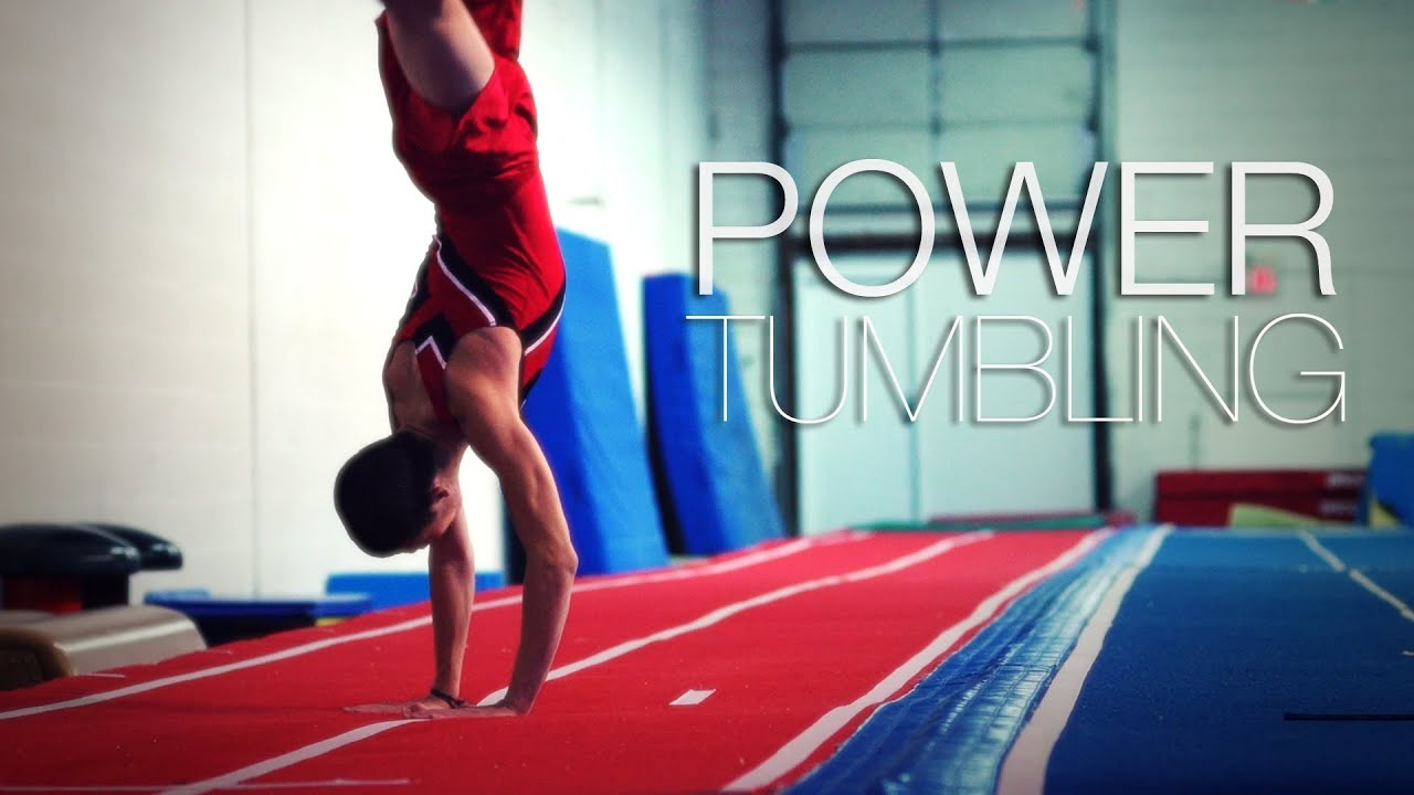 Gymnastics Amazing Power Tumbling Youtube