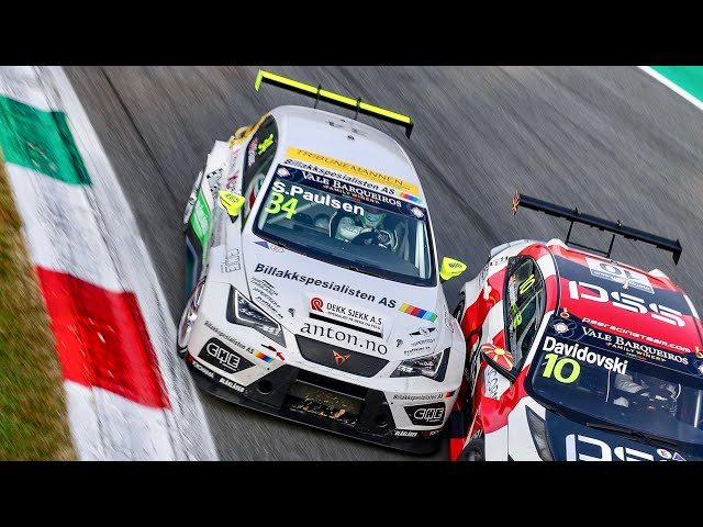 Monza Race Weekend TCR Europe October 2019 - VLog97