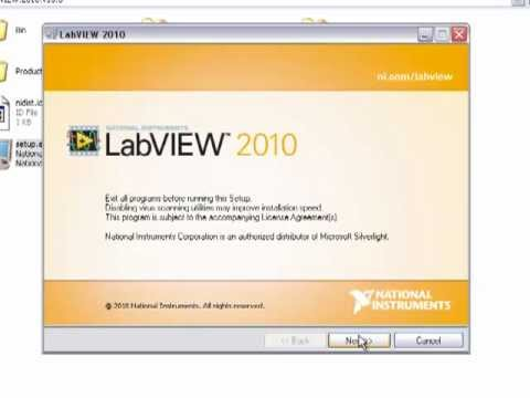 LABVIEW 2010 DRIVERS WINDOWS XP