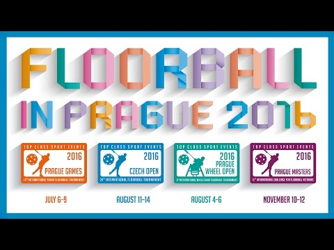 CZECH OPEN 2016 – LIVE 2 - MB -  Technology Florbal MB /CZE/ vs. Kloten-Bülach Jets /SUI/