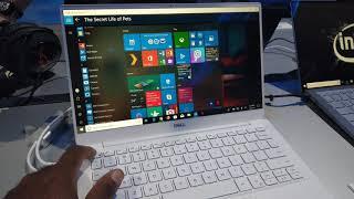 Dell XPS 13 (2019) Laptop Teaser, CES 2019 [4K Video]
