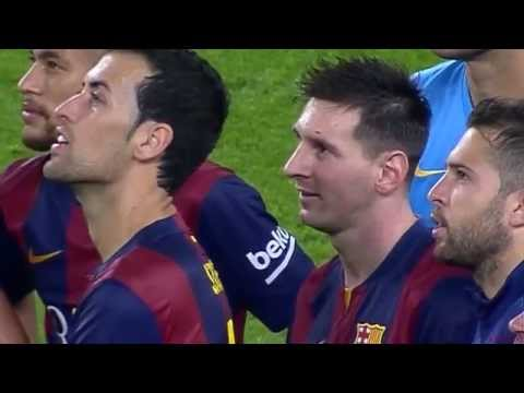 Lionel Messi - 253 Goals Celebration