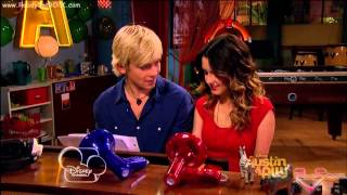 Austin & Ally - Campers And Complications Clip [hd]