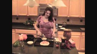 Rustic Italian Sausage And Gorgonzola Cheese Tart.wmv
