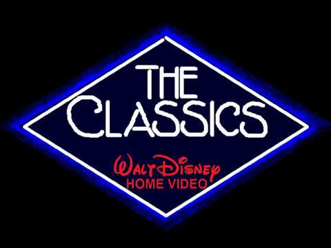 Walt Disney Classics 1984 Logo Remake