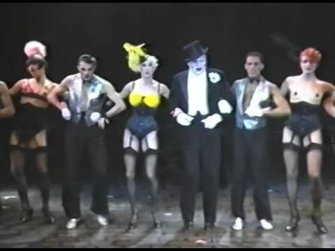 Cabaret Berlin 1989 Act 1