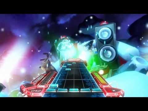 Santa Rockstar HD (indie game)