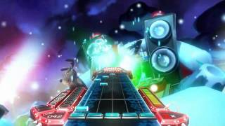 Santa Rockstar HD (indie game)