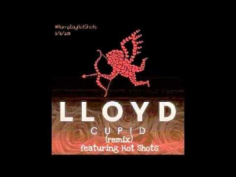 Lloyd - Cupid feat. Hot Shots (Remix) +Link