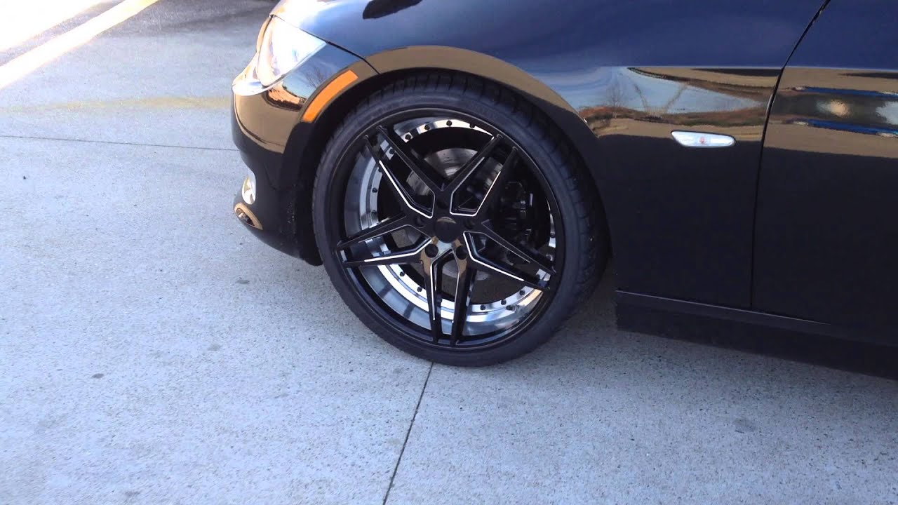 BMW Series Rosso Reactiv Inch Wheels YouTube - 2011 bmw rims