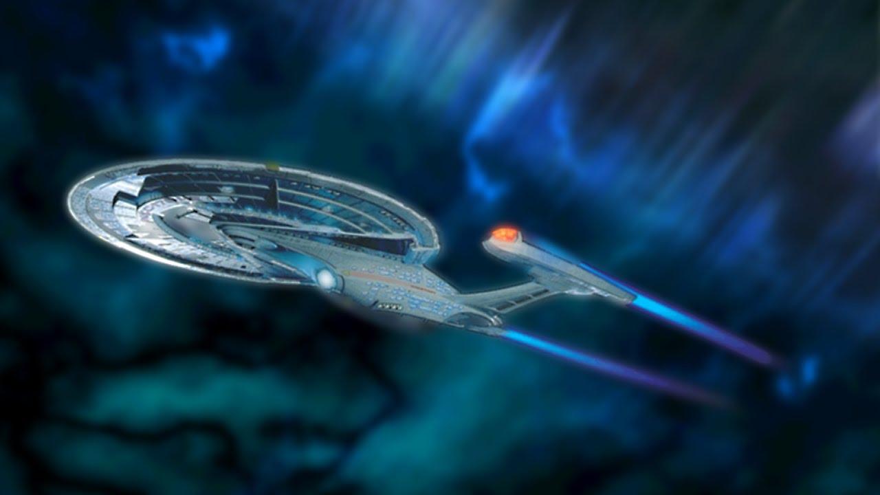 De toute la franchise, seul lépisode Star Trek Enterprise 02x09 Singularity les destins sont pipés, et lunivers est une maquette miniature.