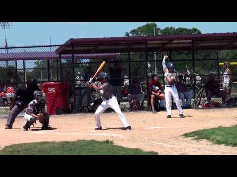 Sports at the Beach Rehoboth, Delaware Homerun #1- 7/23/2015
