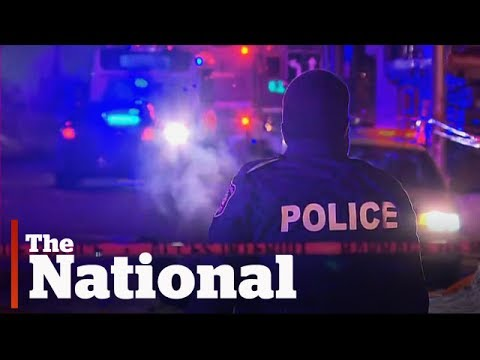 Terror threat level unchanged in Canada after U.K. attack