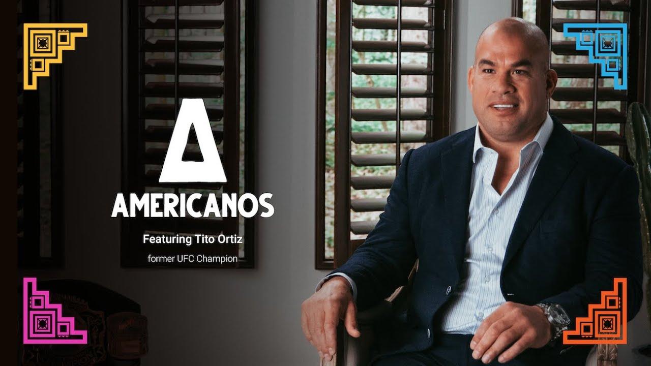 Americanos: Tito Ortiz, Mexico