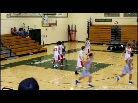 Nico Dasca   Class of 2019   Costa Mesa HS   Winter Highlights Dec 2016 and Jan 2017