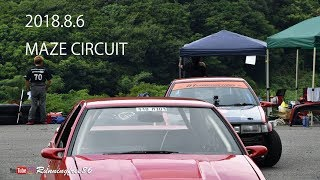 Happy AE86 Day at Maze circuit, AE101 stock motor, ハチロク走代替 間瀬サーキット